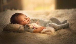 Фотосессия новорожденных в домашних условиях от А до Я
